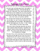 First Grade Fluency and Comprehension Passages Set C (Pass
