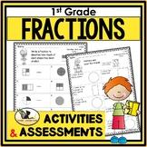 Fractions - 1st Grade