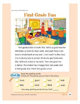 First-Grade Fun