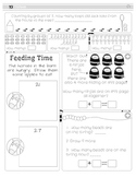 First Grade Fun Math Pack