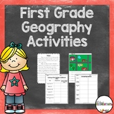 First Grade Geography Activities
