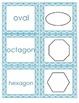 First Grade Geometry 1.G.1 & 1.G.2 Activity