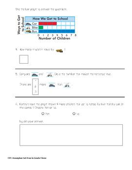 First Grade Go Math Chapter 10 Review Homework