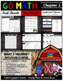Go Math! First Grade Chapter 3 Supplemental Resources-Common Core