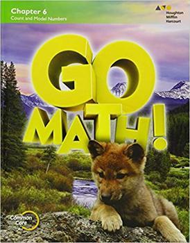 First Grade Go Math Chapter 6