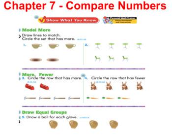 First Grade Go Math Chapter 7