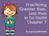 First Grade Go Math Chapter 7 Review