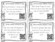First Grade Math Task Cards: Addition and Subtraction Relationships