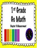 First Grade Go Math Unit 9 Measurement