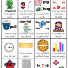 First Grade Goals Skill Sheet (1st Grade Common Core Standards Overview)