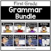 First Grade Grammar Bundle