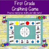 First Grade Graphing Game-2 ways to play!