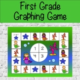 First Grade Graphing Game--Under the Sea!