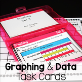 First Grade Graphing Task Cards 1.MD.C.4