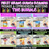 Reading Passages 1st Grade BUNDLE