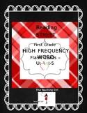 First Grade HFW Flash Card Bundle