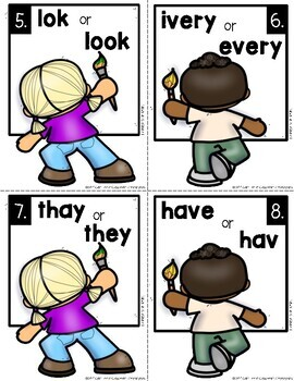 First Grade HMH Into Reading - High Frequency Words Word Work | Module 3