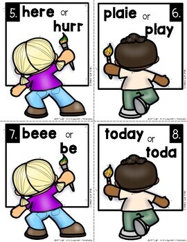 First Grade HMH Into Reading - High Frequency Words Word Work | Module 4