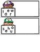 First Grade HMH Into Reading - High Frequency Words Word Work | Module 6