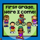 First Grade Here I Come by Tony Johnston