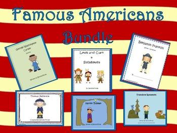 Famous Americans Bundle