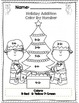 First Grade Holiday Math Packet *Common Core Aligned* by ...