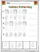 First Grade Holiday Math Packet *Common Core Aligned*