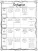 First Grade Homework Packets by the Month- Common Core Aligned