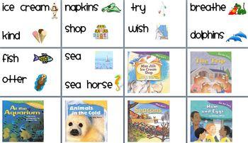 First Grade Houghton Mifflin Reading Series Focus Wall Set - Theme 3