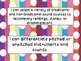First Grade I Can Statements -- NC Music -- White Dots