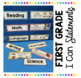 First Grade I Can Statements - Common Core - Math - Reading
