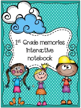 First Grade {INTERACTIVE MEMORY LAPBOOK}