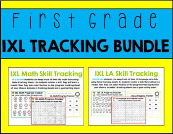 First Grade IXL Tracking Bundle