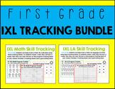 First Grade IXL Tracking Bundle