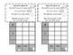 First Grade Independent Math Word Problems for Math Journals
