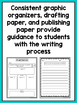 First Grade Informational, Narrative, and Opinion Writing Prompts BUNDLE