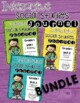 First Grade Interactive Journal Total Bundle {Science, SS, and Health}