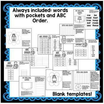 Compare, Long E, Dialogue Interactive Notebook