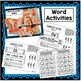 First Grade Interactive Notebook Week 19 Long OA, OW, Sequence, Contractions