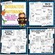 1st Grade Interactive Notebook Unit 5 {5 WEEKS} Reading Skills,Grammar, Pronouns