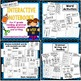 First Grade Interactive Notebook Unit 6 {5 WEEKS} Reading, Spelling,Grammar