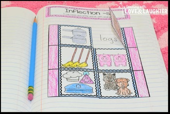 Language Arts Interactive Notebook Unit 1 {For Use With First Grade Journeys}