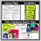 First Grade Interactive Read Aloud Lessons {December}