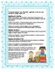 First Grade Interactive Reading Journal Weeks 1-2