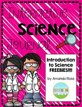 Interactive Science Journal: Introduction to Science Freebies {Editable}
