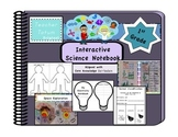 First Grade Interactive Science Notebook: Core Knowledge F