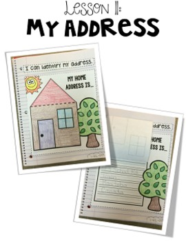 First Grade Interactive Social Studies Journal {Now Editable!}