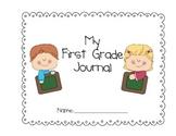 First Grade Journal