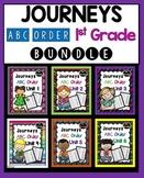 Journeys First Grade ABC Order | Bundle