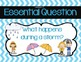 First Grade Journeys Common Core Essential Questions